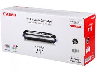 Картридж лазерный Canon 711BK