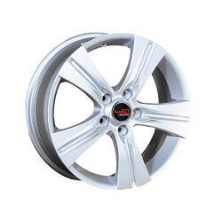 Автомобильный диск Литой LegeArtis Ki36 6,5x17 5/114,3 ET 48 DIA 67,1 Sil