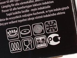Сковорода Tefal Inspiration E8300612 серебристый