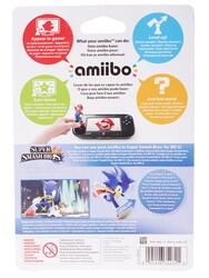 Фигурка персонажа Amiibo Sonic