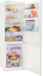 Холодильник с морозильником Zanussi ZRB836MW2 белый