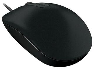 Мышь проводная Microsoft Compact Mouse 100 Black USB