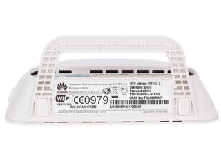 Маршрутизатор Huawei WS325