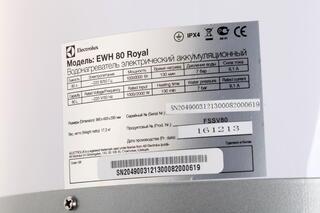 Водонагреватель Electrolux EWH-80 Royal