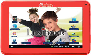 "7"" Детский планшет Lexibook Tablet Master 2 4Gb Orange 800x480/TFT/1.2Ghz/0,5Gb/Cam2/Android 4.1"