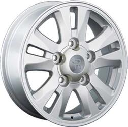 Автомобильный диск Литой Replay TY55 8x17 5/150 ET 60 DIA 110,1 Sil