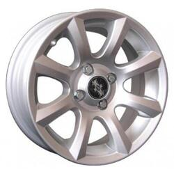 Автомобильный диск Литой K&K Каре 6,5x15 5/114,3 ET 18 DIA 67,1 Сильвер