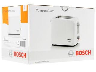 Тостер Bosch TAT 3A011 белый