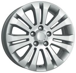 Автомобильный диск Литой K&K КС436 6,5x16 5/108 ET 50 DIA 63,35 Сильвер