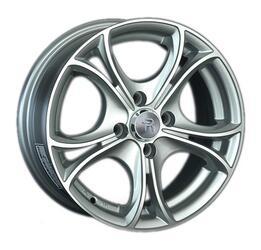 Автомобильный диск литой LS 393 6x14 4/98 ET 35 DIA 58,6 GMF