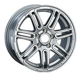 Автомобильный диск Литой LS 296 7x17 5/114,3 ET 40 DIA 73,1 GMF