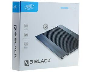 Подставка для ноутбука DEEPCOOL N8 черный