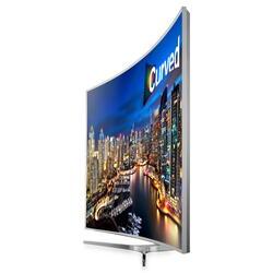 "78"" (198 см)  LED-телевизор Samsung UE78JS9500 серебристый"