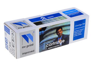 Картридж лазерный NV Print 728