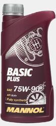 Трансмиссионное масло MANNOL Basic plus GL-4 75W90 GL 4+ BP10415