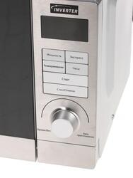 Микроволновая печь Supra MW-G22IN01 серебристый