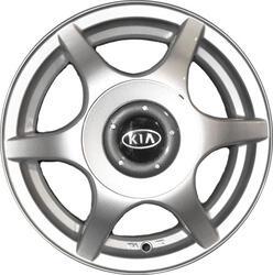 Автомобильный диск Литой Replay Ki44 5x13 4/100 ET 46 DIA 54,1 Sil