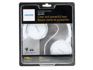 Наушники Philips SHL3060WT