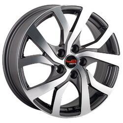 Автомобильный диск Литой LegeArtis CI25 6,5x16 5/114,3 ET 38 DIA 67,1 GMF