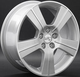 Автомобильный диск Литой LegeArtis SB11 6,5x16 5/100 ET 48 DIA 56,1 Sil