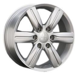 Автомобильный диск Литой Replay Mi27 7,5x17 6/139,7 ET 46 DIA 67,1 Sil