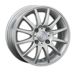 Автомобильный диск литой Replay KI63 6x15 4/100 ET 48 DIA 54,1 Sil