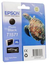 Картридж струйный Epson T1571 (XL)