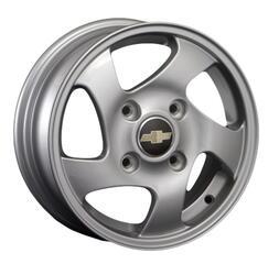 Автомобильный диск Литой Replay GN11 5x13 4/114,3 ET 45 DIA 69,1 Sil