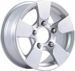 Автомобильный диск литой Скад Эвридика-2 6,5x15 5/139,7 ET 40 DIA 98,5 Селена