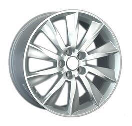 Автомобильный диск литой LegeArtis JG5 8,5x20 5/108 ET 49 DIA 63,4 Sil