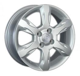 Автомобильный диск литой Replay RN113 6x15 4/112 ET 45 DIA 60,1 Sil