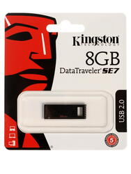 Память USB Flash Kingston DataTraveler DTSE7 8 Гб