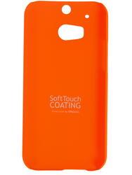 Накладка + защитная пленка  для смартфона HTC One (M8)