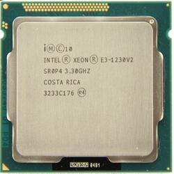 Серверный процессор Intel Xeon E3-1230 v2