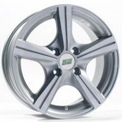 Автомобильный диск литой Nitro Y146 5,5x13 4/100 ET 35 DIA 73,1 Sil