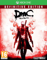 Игра для Xbox ONE DmC: Devil May Cry. Definitive Edition