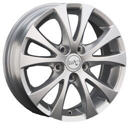 Автомобильный диск Литой LegeArtis H20 6,5x16 5/114,3 ET 45 DIA 64,1 Sil