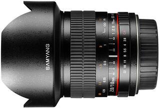 Объектив Samyang 10mm F2.8 ED AS NCS CS AE