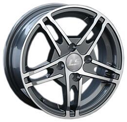 Автомобильный диск Литой LS 308 5x13 4/98 ET 35 DIA 58,6 GMF
