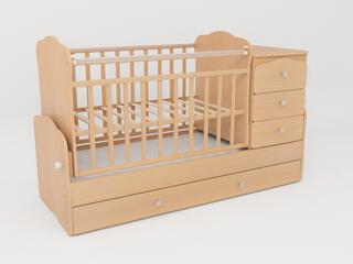 Кроватка-трансформер СКВ-9 930036