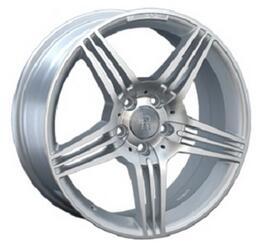 Автомобильный диск литой Replay MR74 8,5x19 5/112 ET 25 DIA 66,6 SF