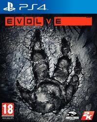Игра для PS4 Evolve