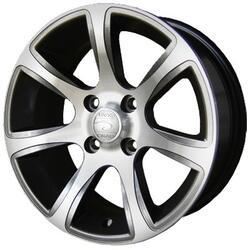 Автомобильный диск Литой Скад Лира 6,5x15 4/98 ET 35 DIA 58,6 алмаз-супер