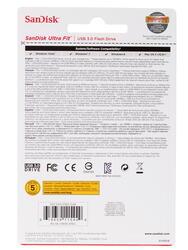 Память USB Flash Sandisk Ultra Fit 16 Гб