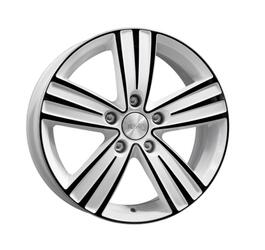 Автомобильный диск литой K&K да Винчи 7x16 5/108 ET 48 DIA 63,35 Венге