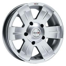 Автомобильный диск литой MAK Mohave 7x16 5/139,7 ET 5 DIA 108,1 Hyper Silver
