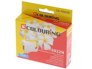 Картридж струйный Colouring CG-Т0922