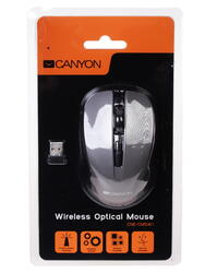 Мышь беспроводная Canyon CNE-CMSW1G