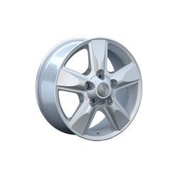 Автомобильный диск Литой Replay TY60 8x18 5/150 ET 60 DIA 110,1 Sil