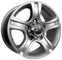 Автомобильный диск  K&K Талисман-Мега 7x16 5/139,7 ET 35 DIA 95,3 Сильвер